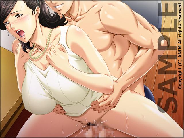 image Tsuma no haha sayuri episode 1
